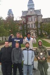 SU chess team