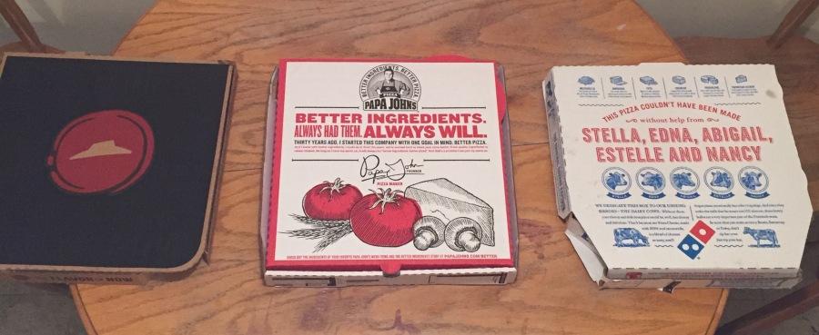 pizza vs